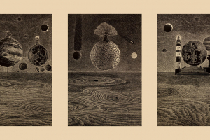 FLAT-LINE-TWENTY-SIXTEEN-GRAVITY-SECRETS-OF-THE-SAND-TRIPTYCH