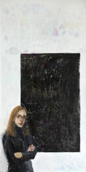 Veiled - Self Portrait