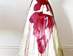 MARGOT'S Dress (Map-dress installation)