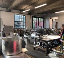 Jeff Lowe Lime Works Studio